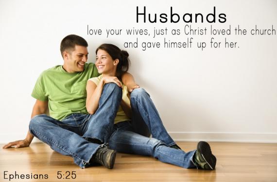 should christian wife worship husband