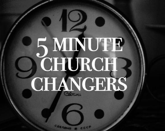 churchchangeers